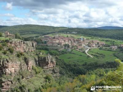 Parque Natural Sierra de Cebollera (Los Cameros) - Acebal Garagüeta;grupo senderismo madrid gratis